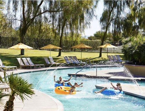Water Parks and Swimming Pools in the Valley of the Sun