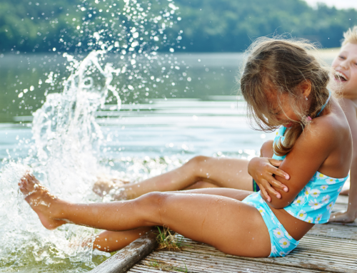 Going to the Lake! Tips for Fun and Safety at the Lake This Summer