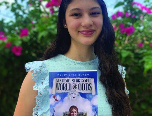 Danit Knishinsky Publishes Fantasy Novel