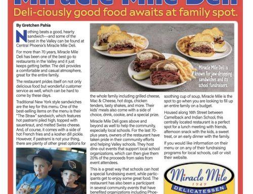 Miracle Mile Deli: Deli-ciously Good Food Awaits at Family Spot