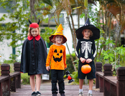 Halloween is the Single Deadliest Day of the Year for Child Pedestrians